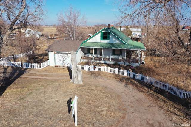 13871 County Road 10, Fort Lupton, CO 80621 (MLS #7359040) :: 8z Real Estate