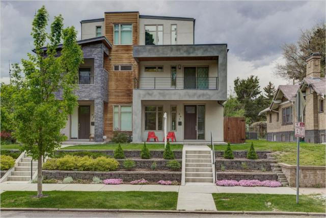 443 S Downing Street, Denver, CO 80209 (#7359644) :: The Healey Group