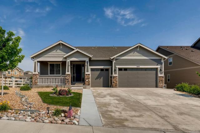 3143 Cool Meadow Place, Castle Rock, CO 80104 (#7359756) :: Structure CO Group