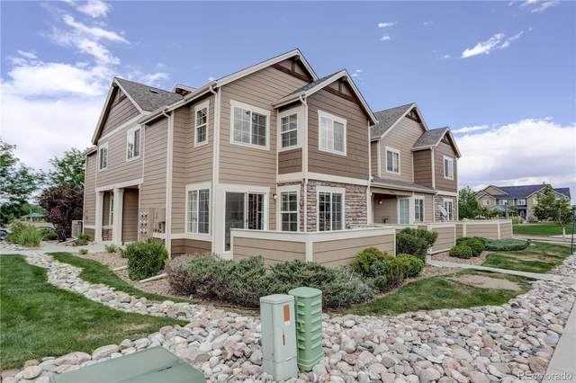 15800 E 121st Avenue A4, Commerce City, CO 80603 (#7359949) :: The Margolis Team