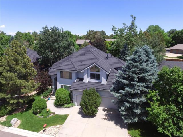 6122 S Boston Circle, Greenwood Village, CO 80111 (#7360420) :: Structure CO Group
