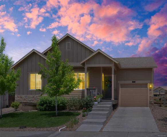 1965 Fairway Pointe Drive, Erie, CO 80516 (#7360446) :: The DeGrood Team