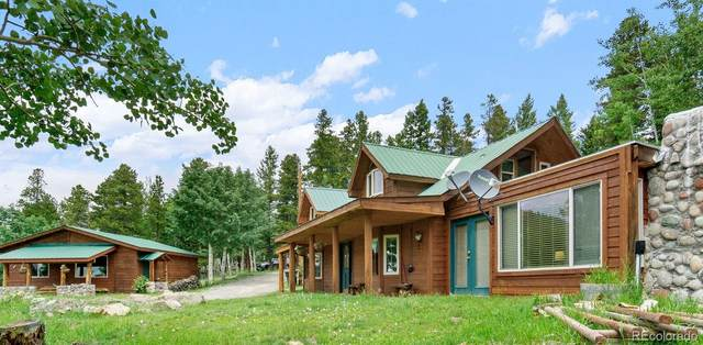 1406 Sinton Road, Evergreen, CO 80439 (#7360772) :: The Gilbert Group