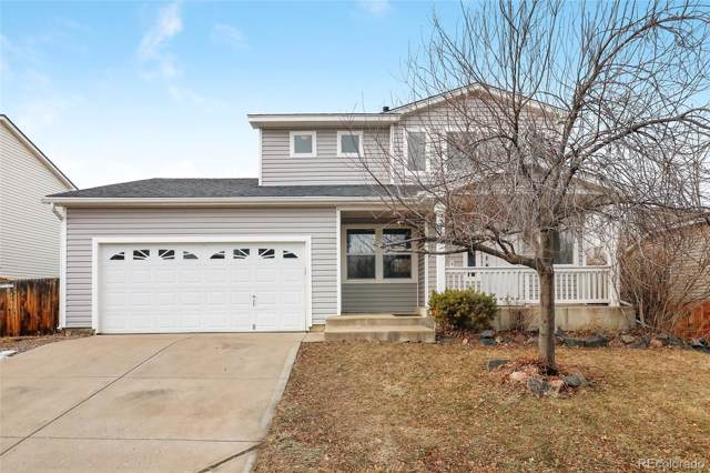 7467 Eagle Rock Drive, Littleton, CO 80125 (#7360781) :: Compass Colorado Realty
