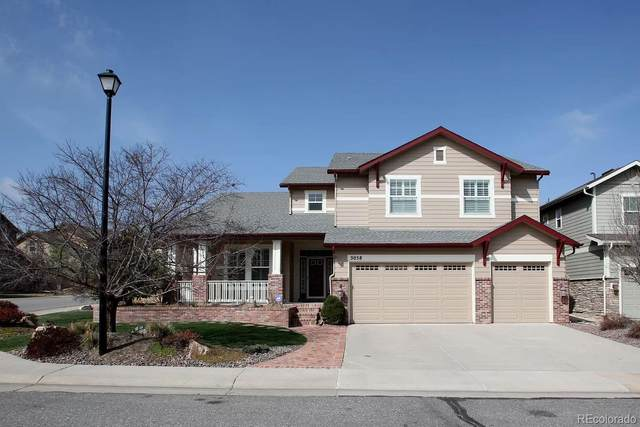 3058 Danbury Avenue, Highlands Ranch, CO 80126 (MLS #7361302) :: Bliss Realty Group