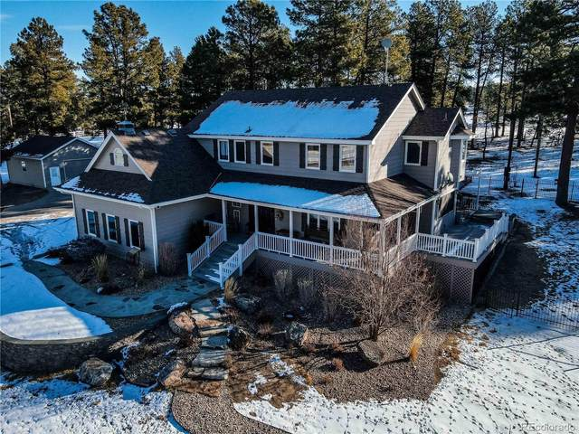 5370 Dove Creek Drive, Elizabeth, CO 80107 (#7361777) :: The Gilbert Group