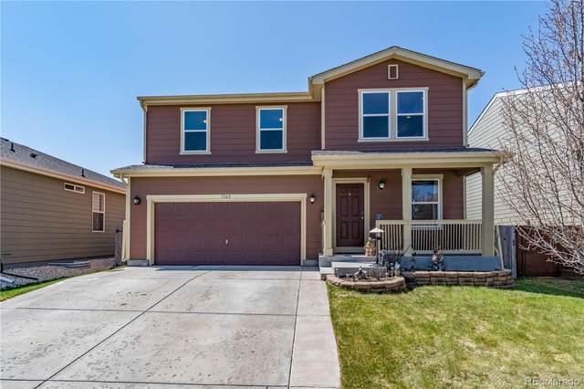 5365 Laredo Street, Denver, CO 80239 (MLS #7362436) :: Kittle Real Estate