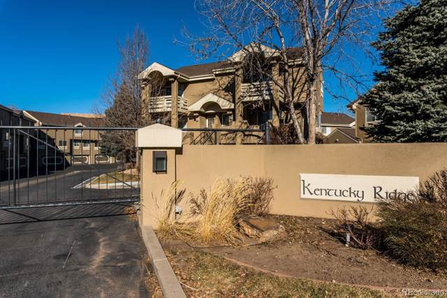 4548 E Kentucky Circle, Denver, CO 80246 (#7362527) :: Bring Home Denver with Keller Williams Downtown Realty LLC