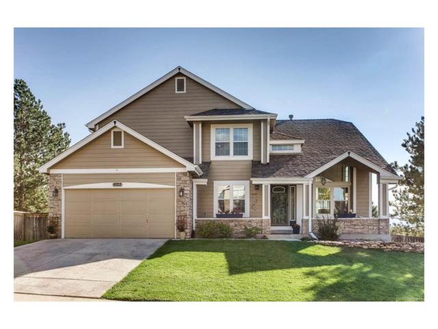 9703 Chanteclair Circle, Highlands Ranch, CO 80126 (MLS #7362733) :: 8z Real Estate