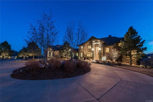 4932 Raintree Circle, Parker, CO 80134 (#7362782) :: Compass Colorado Realty