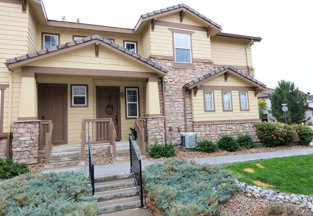 23002 E Ontario Drive #102, Aurora, CO 80016 (#7363144) :: Bring Home Denver