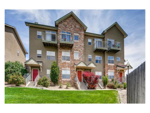 18846 E Yale Circle D, Aurora, CO 80013 (MLS #7363212) :: 8z Real Estate