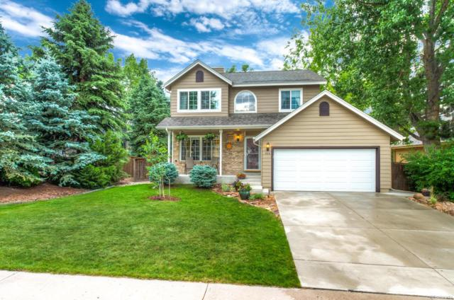 936 Brittany Way, Highlands Ranch, CO 80126 (#7363348) :: My Home Team