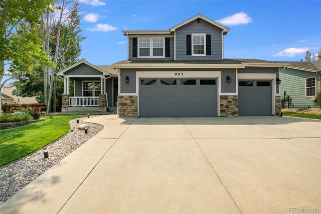 902 Glenarbor Circle, Longmont, CO 80504 (#7363679) :: Kimberly Austin Properties