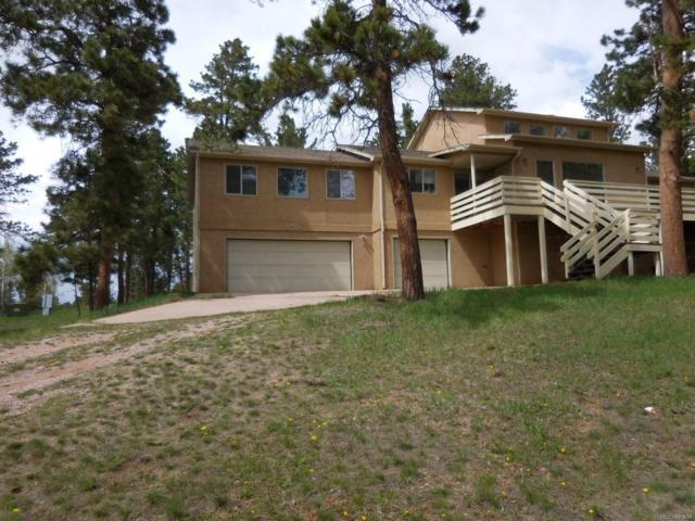 870 E Kelly Road, Woodland Park, CO 80863 (MLS #7363969) :: 8z Real Estate