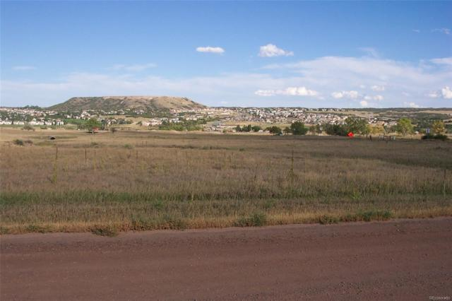 1562 Clarkes Circle, Castle Rock, CO 80109 (#7364166) :: The Gilbert Group