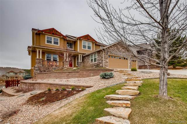 1512 Stonehill Court, Castle Rock, CO 80104 (#7364429) :: The Harling Team @ HomeSmart