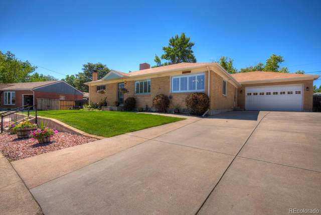 1226 E 108th Place, Northglenn, CO 80233 (#7364473) :: The Griffith Home Team