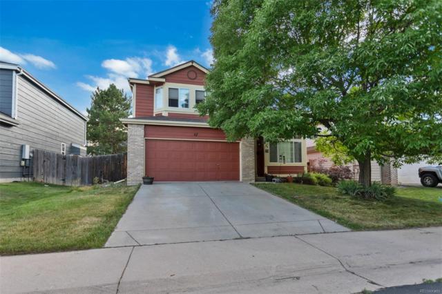 67 S Carlton Street, Castle Rock, CO 80104 (#7364703) :: The Peak Properties Group
