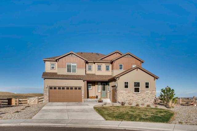 17527 W 87th Avenue, Arvada, CO 80007 (#7364765) :: The Peak Properties Group