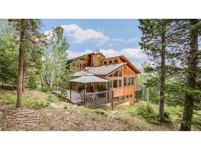 31864 Snowshoe Road, Evergreen, CO 80439 (MLS #7364878) :: 8z Real Estate