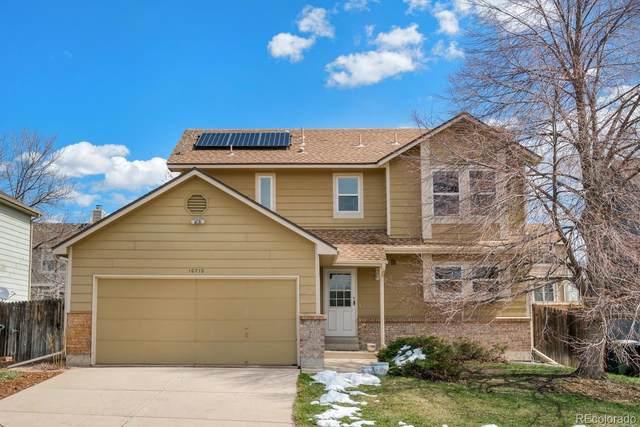 10710 Dexter Drive, Thornton, CO 80233 (MLS #7365421) :: Kittle Real Estate