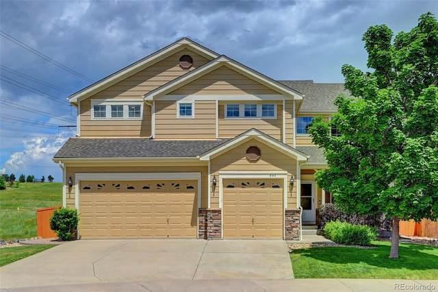 843 Orion Way, Castle Rock, CO 80108 (MLS #7365534) :: Find Colorado