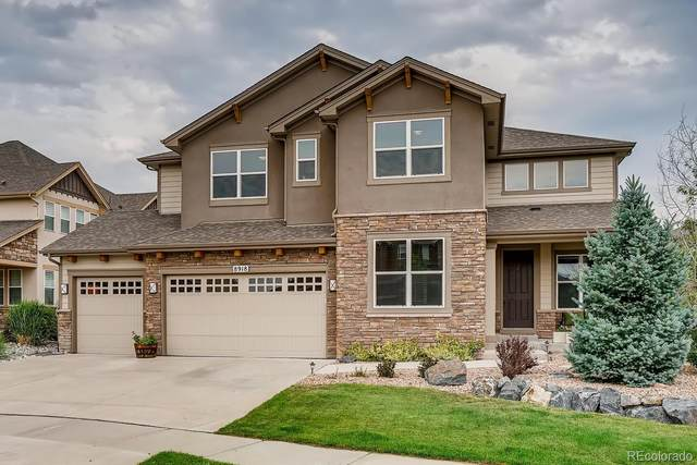 8918 Devinney Court, Arvada, CO 80005 (MLS #7365815) :: 8z Real Estate