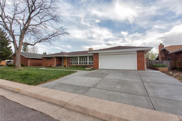 7004 E Ohio Drive, Denver, CO 80224 (#7365939) :: The HomeSmiths Team - Keller Williams