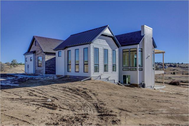 8214 Blossom Hill Lane, Parker, CO 80138 (MLS #7366037) :: 8z Real Estate