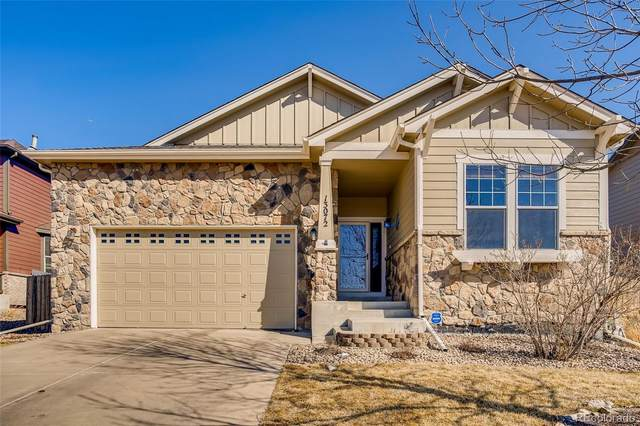 13072 Spruce Place, Thornton, CO 80602 (MLS #7366322) :: The Sam Biller Home Team