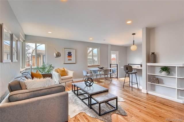 841 Quebec Street, Denver, CO 80220 (#7366437) :: HomeSmart