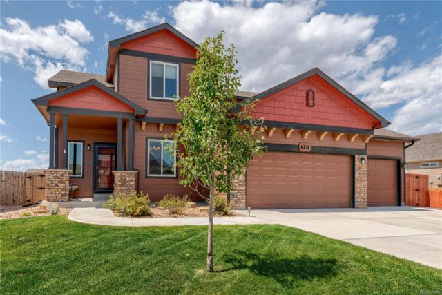 6751 Blue Spruce Street, Frederick, CO 80530 (#7367283) :: The City and Mountains Group