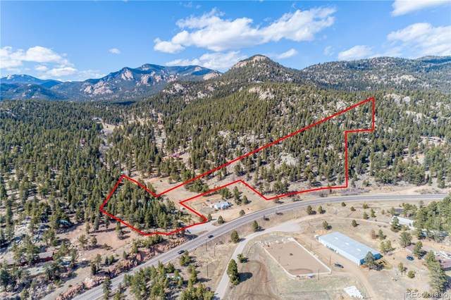12517 Calfee Gulch Road, Conifer, CO 80433 (#7367815) :: Berkshire Hathaway Elevated Living Real Estate