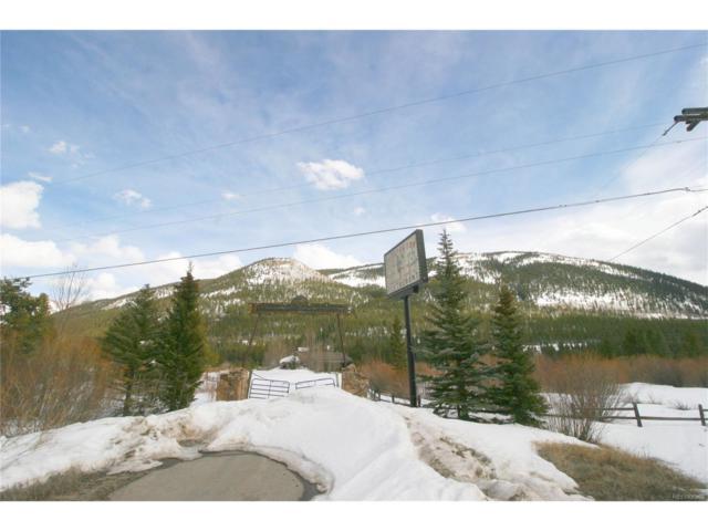2798 Hwy 91 Prospector, Leadville, CO 80461 (MLS #7367857) :: 8z Real Estate