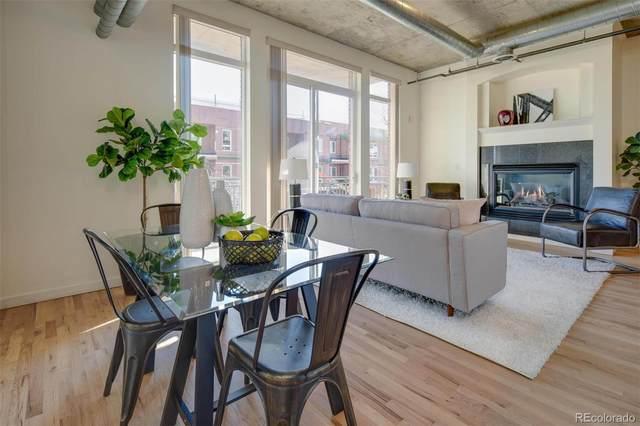 3201 Shoshone Street #105, Denver, CO 80211 (#7368027) :: Real Estate Professionals