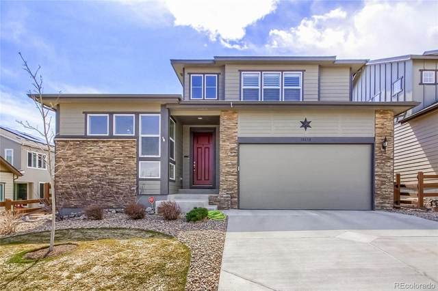 18630 W 93rd Drive, Arvada, CO 80007 (MLS #7368294) :: Bliss Realty Group