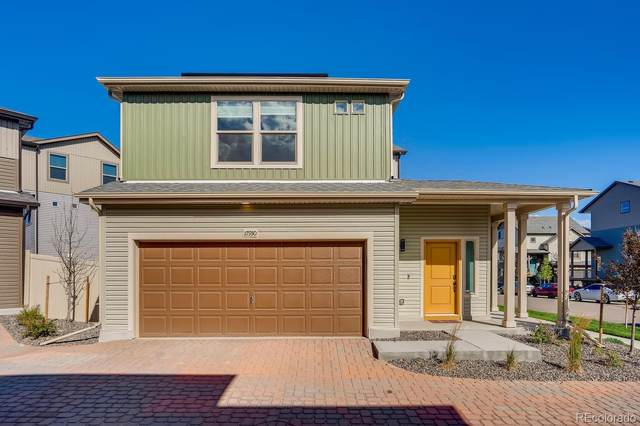 17930 E 54th Avenue, Denver, CO 80249 (MLS #7368389) :: Kittle Real Estate