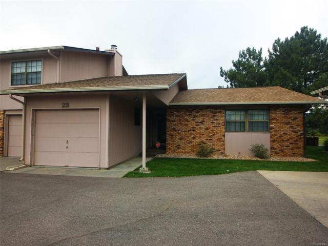 3405 W 16th Street 23E, Greeley, CO 80634 (MLS #7368444) :: Kittle Real Estate