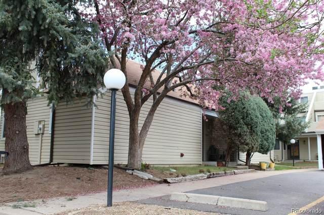 13609 E Yale Avenue A, Aurora, CO 80014 (#7368478) :: Relevate | Denver