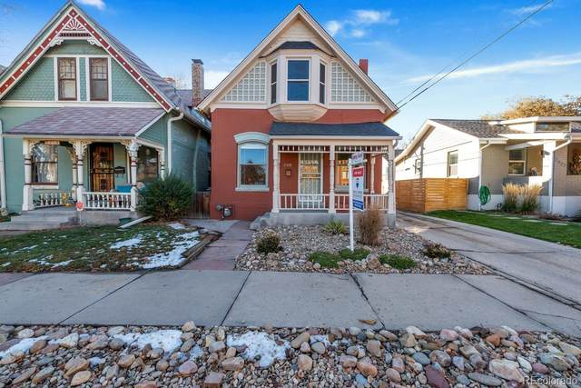2319 Hooker Street, Denver, CO 80211 (#7368987) :: The HomeSmiths Team - Keller Williams
