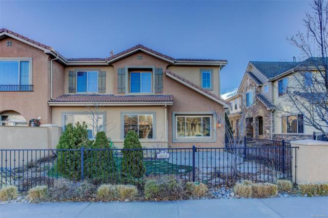 10131 Bluffmont Lane, Lone Tree, CO 80124 (#7369448) :: James Crocker Team