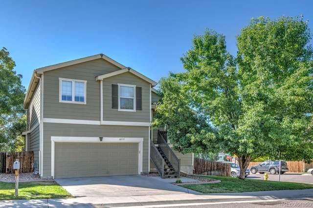 10777 Milwaukee Street, Northglenn, CO 80233 (#7369540) :: The Peak Properties Group