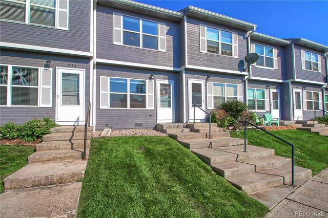 2132 Oakcrest Circle, Castle Rock, CO 80104 (#7369593) :: Bring Home Denver with Keller Williams Downtown Realty LLC