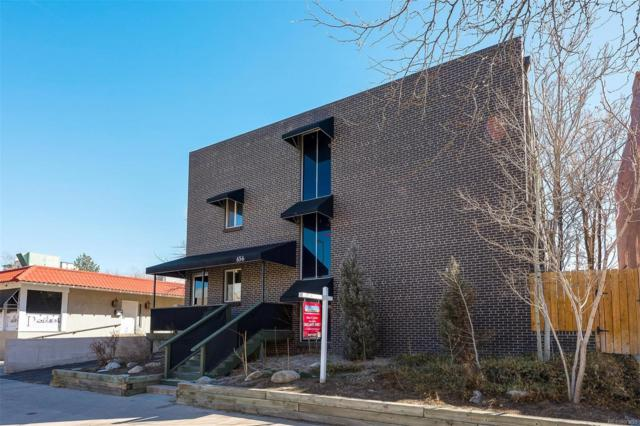 656 N Logan Street #7, Denver, CO 80203 (#7369713) :: The Pete Cook Home Group