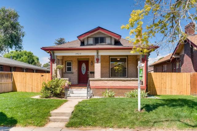 1425 King Street, Denver, CO 80204 (#7369867) :: The Galo Garrido Group