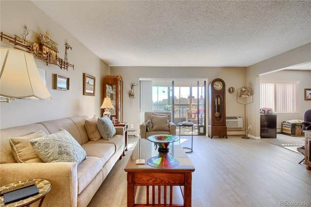 13901 E Marina Drive #506, Aurora, CO 80014 (#7369956) :: Stephanie Fryncko | Keller Williams Integrity