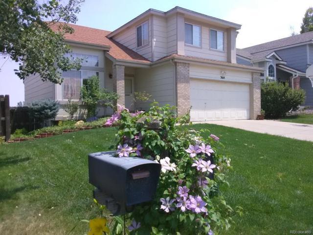 5614 S Jericho Way, Centennial, CO 80015 (#7370004) :: Colorado Home Finder Realty