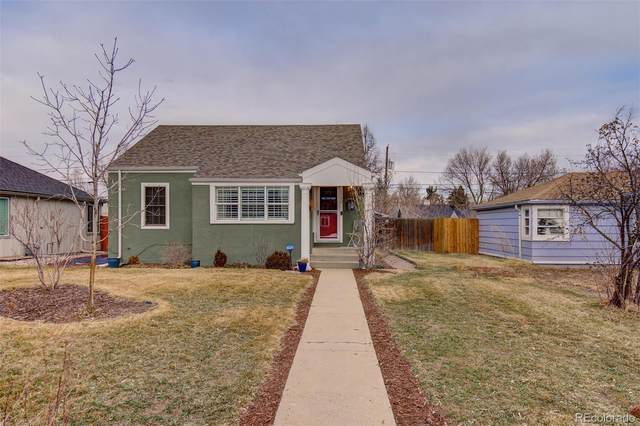 1750 Trenton Street, Denver, CO 80220 (#7370171) :: iHomes Colorado