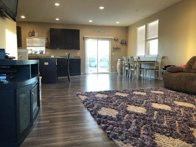 231 S 2nd Avenue, Deer Trail, CO 80105 (#7370256) :: The Griffith Home Team